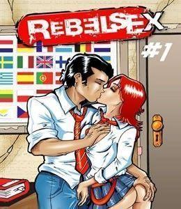 Rebelde Sex – Alunas Loucas por Sexo
