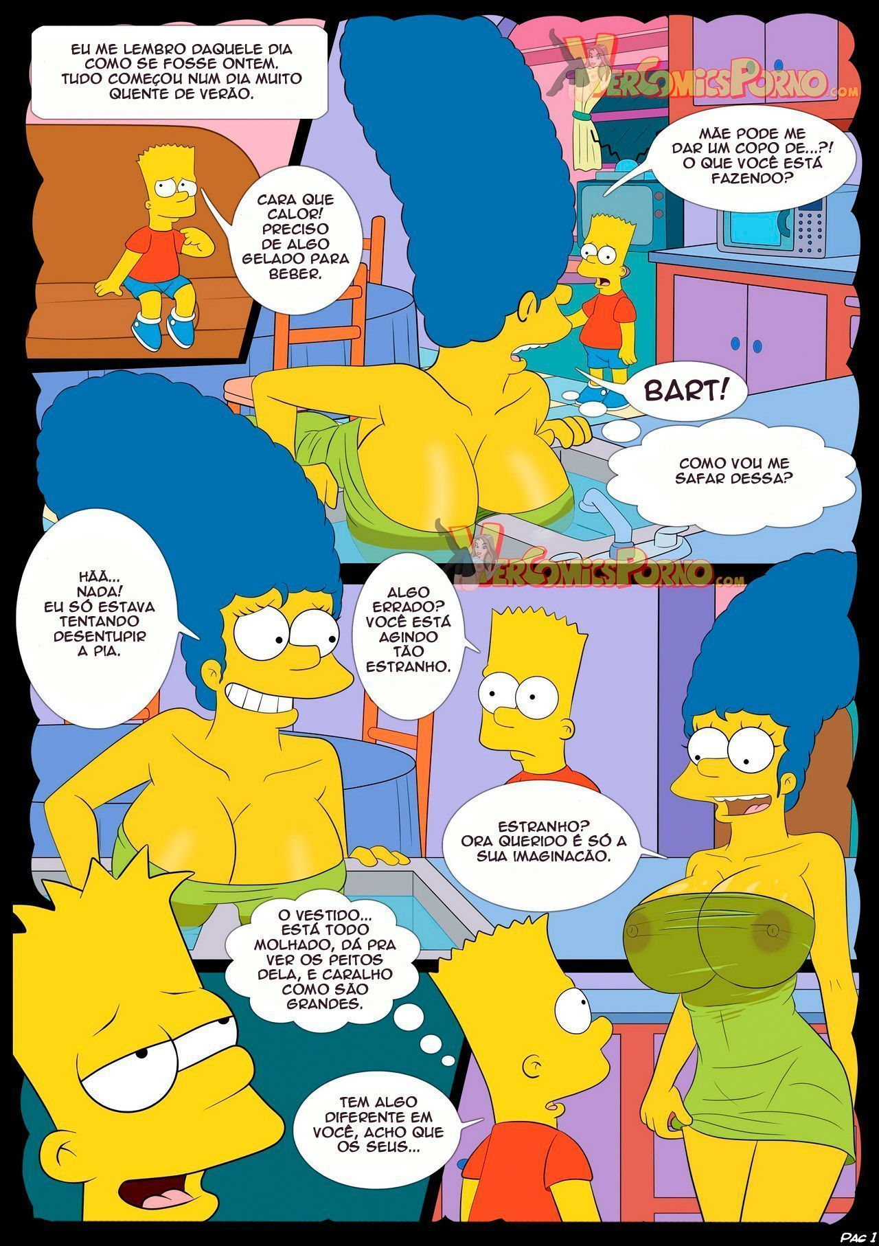 Remarkable, porno simpsons agree, rather