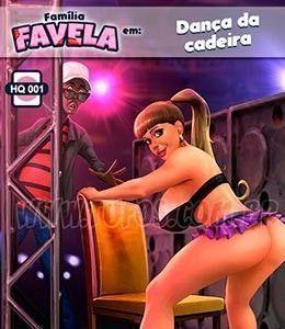 Família Favela em: Dança da Cadeira