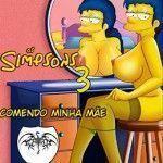 Os Simpsons Pornô – Comendo minha mãe