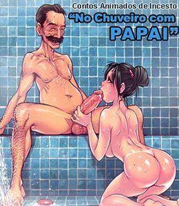 Família Sacana: Banho com o Papai