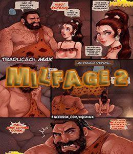 Milfage 2 – Sexo na idade da pedra