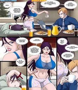 HQ Erótica – Sexo com a mãe gostosa