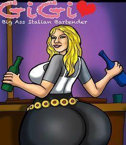Gigi – A bartender do rabão