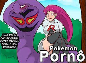 sneaky snake pokemon pornô