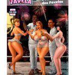 Família Favela em: O Ano-Novo dos Favelas