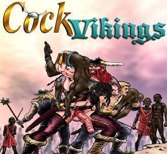 A terra dos vikings caralhudos