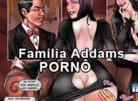 Família Addams Pornô