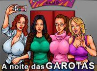 A noite das garotas