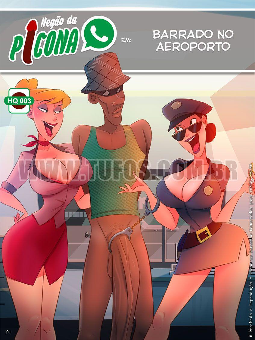 barrado no aeroporto