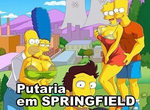 Os Simpsons – Putaria em Springfield