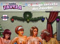 amigo secreto dos favelas
