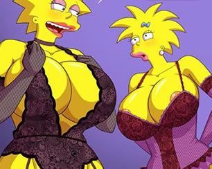 Os Simpsons Pornô – As aventuras de Darren 3