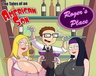 american dad pornô