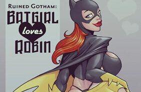 Robin fodendo a Batgirl