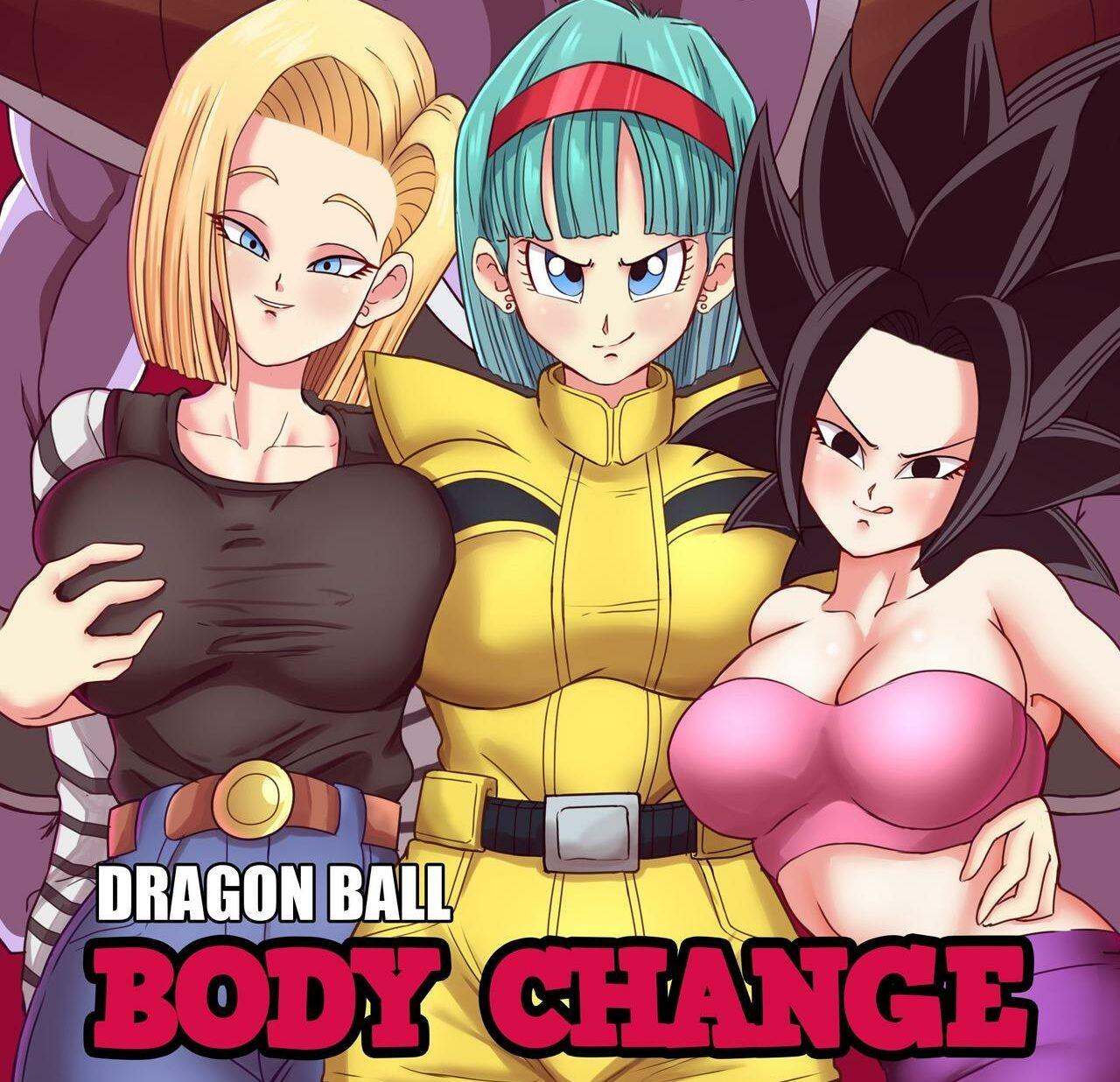 Dragon Ball: Mudança de corpo
