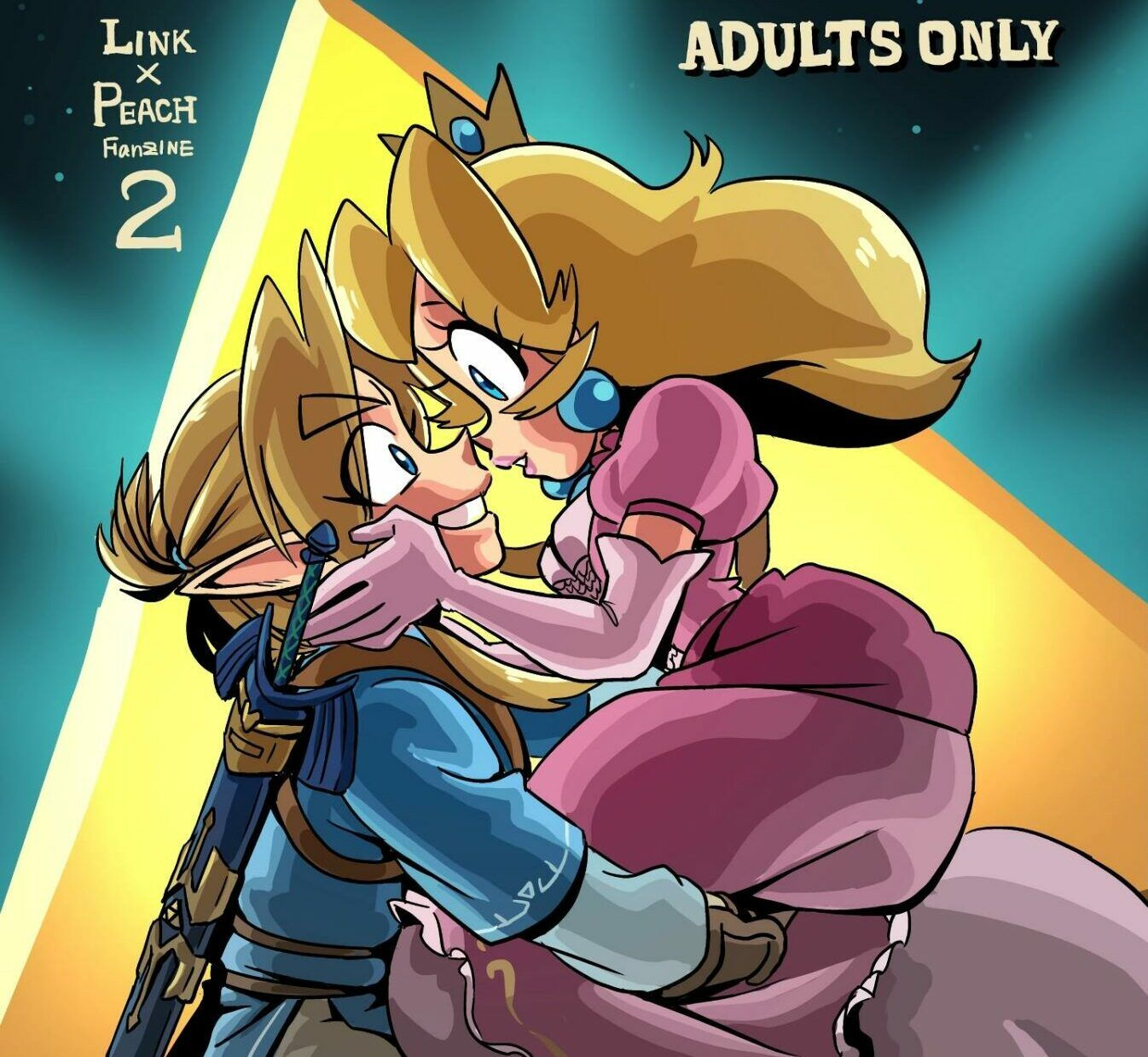 Zelda Hentai – O herói de Hyrule