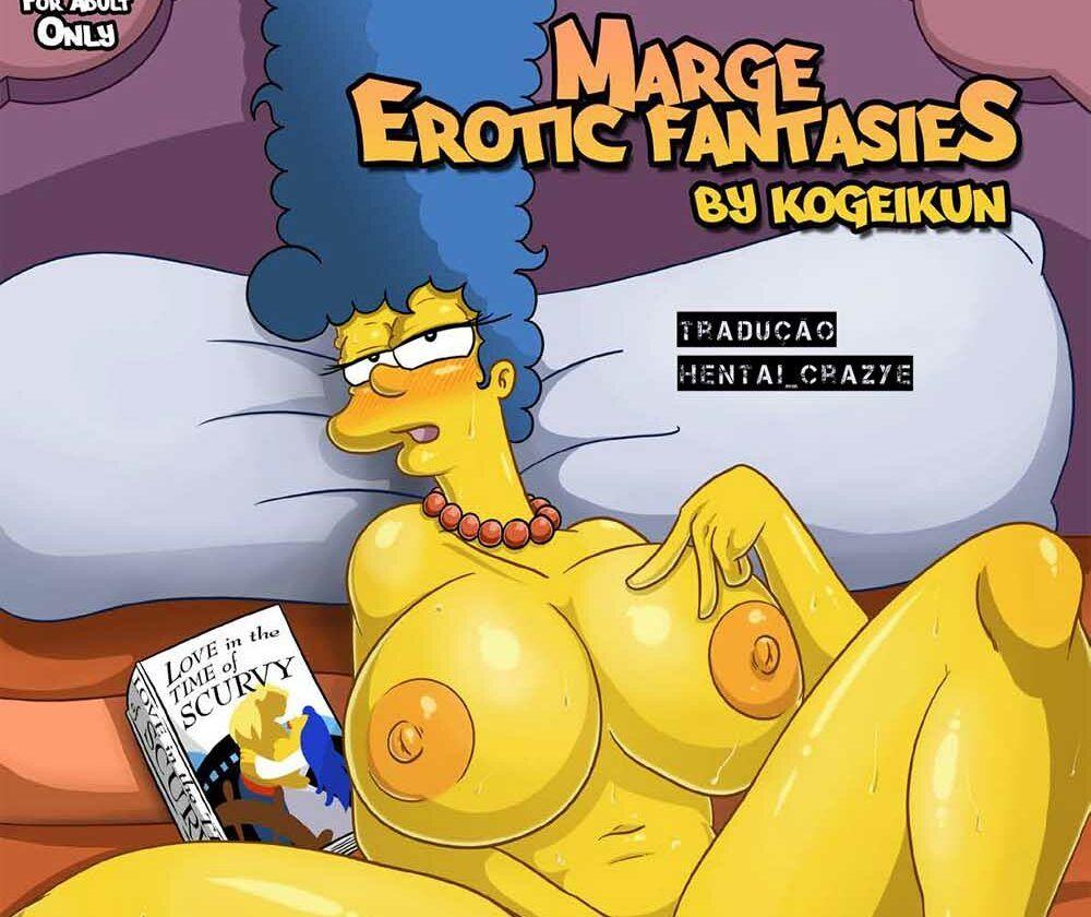 As fantasias sexuais de Marge