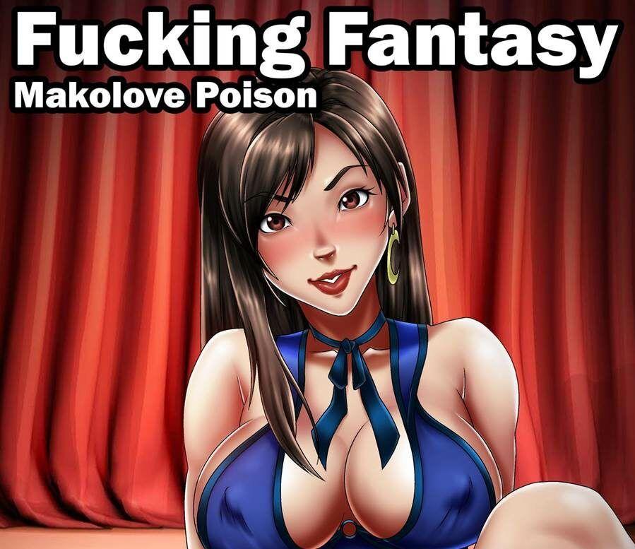 Fucking Fantasy: A poção sexual de Tifa