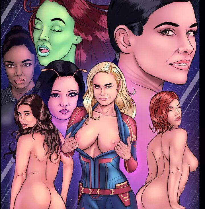 Avengers: As vadias secretas