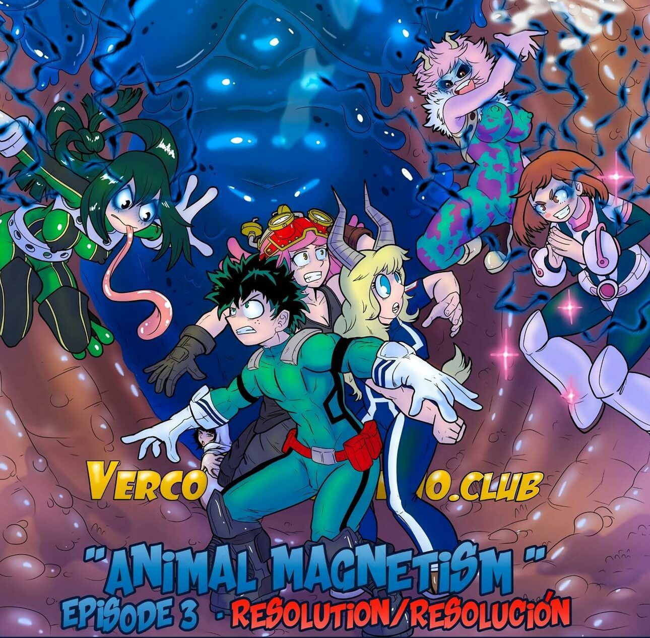Boku no Hero: Magnetismo Animal 3
