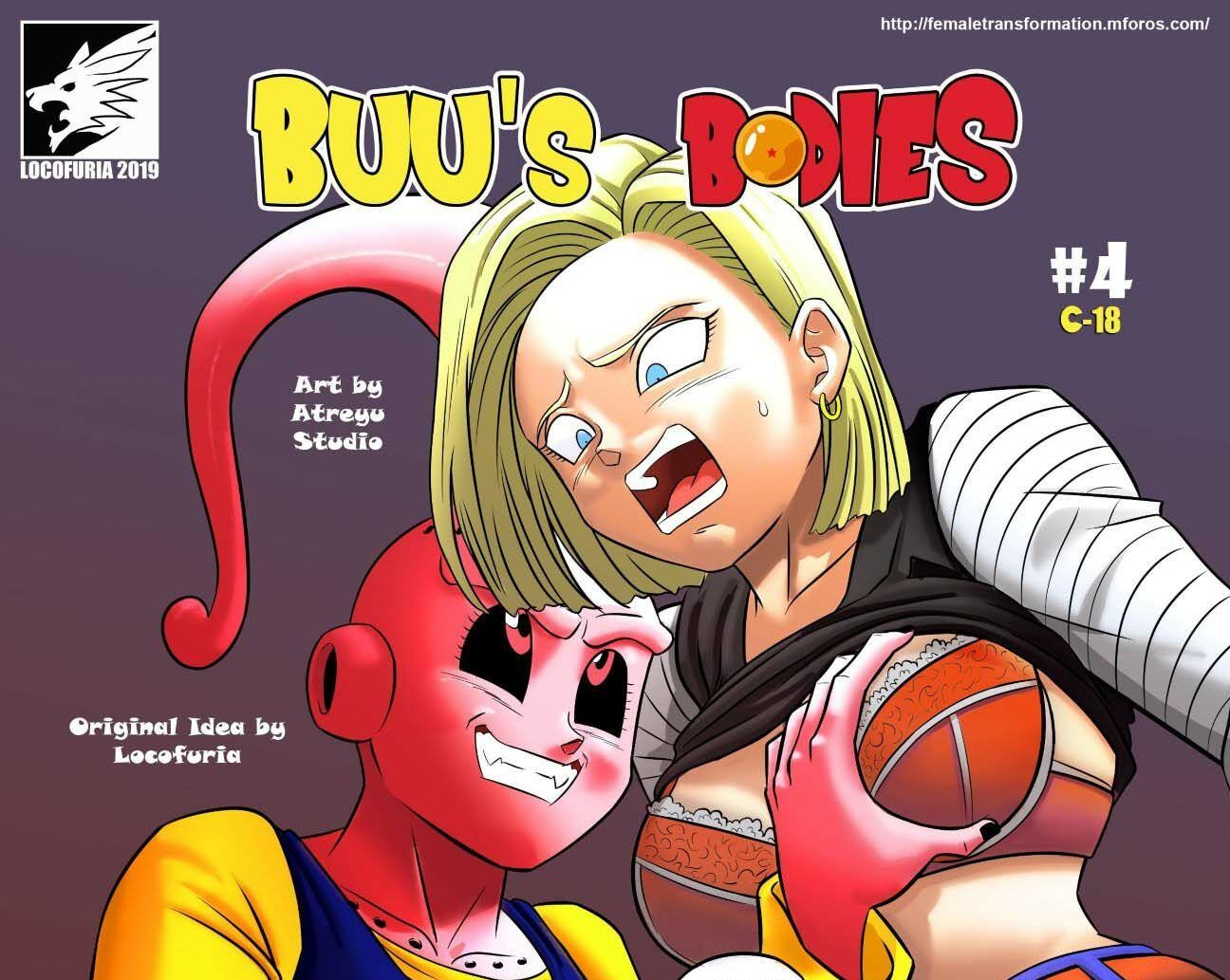 Dragon Ball: Buus Bodie 4
