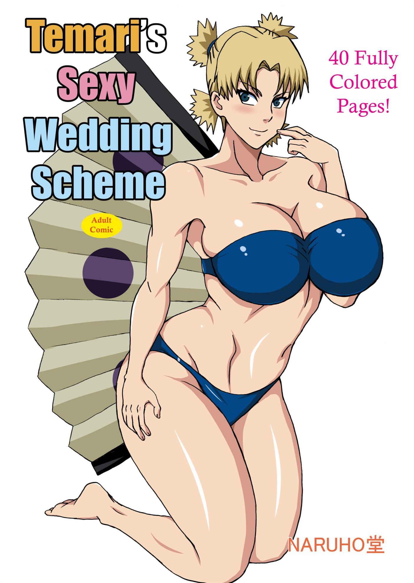 Naruto hentai: Temari esposa do grande Naruto Uzumaki